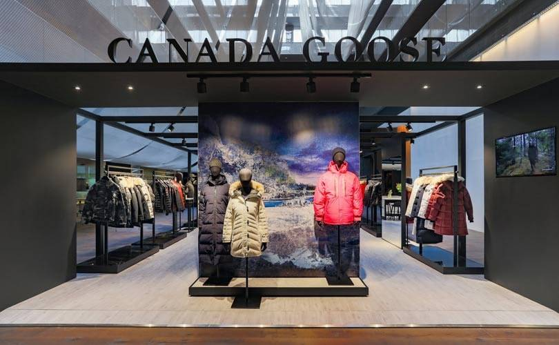 Canada Goose setzt China-Expansion mit Pop-up in Peking fort