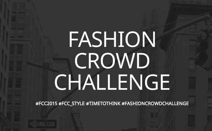 Weltweiter Modedesign-Wettbewerb gestartet