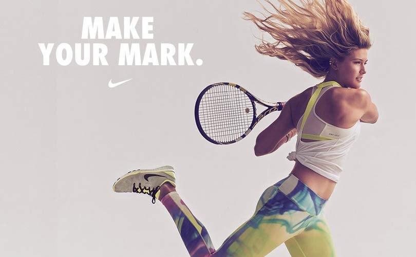 Nike sprintet Adidas weiter davon