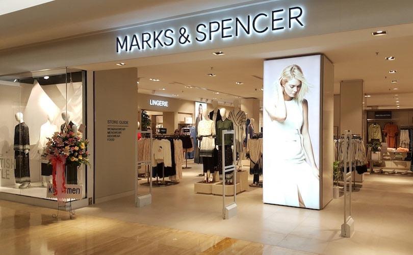 Marks & Spencer: Modesparte bleibt Sorgenkind