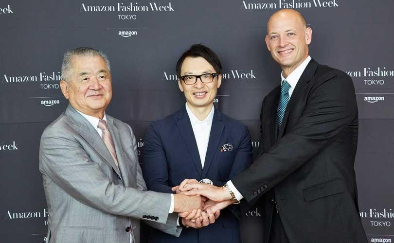 Amazon wird neuer Sponsor der Tokyo Fashion Week