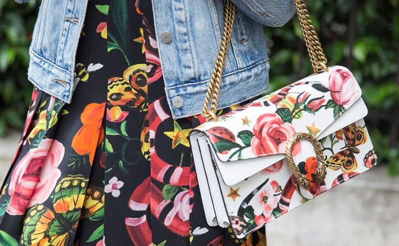 Schlussel-Printrends Womenswear HW 17-18