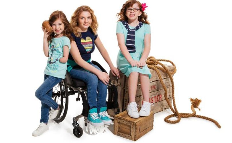 056d605e43123c Tommy Hilfiger bietet Bekleidung für behinderte Kinder an