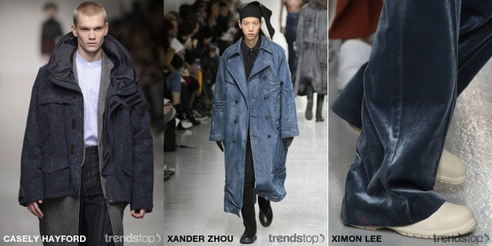 Herbst Winter 2017-18 Menswear on the Catwalks