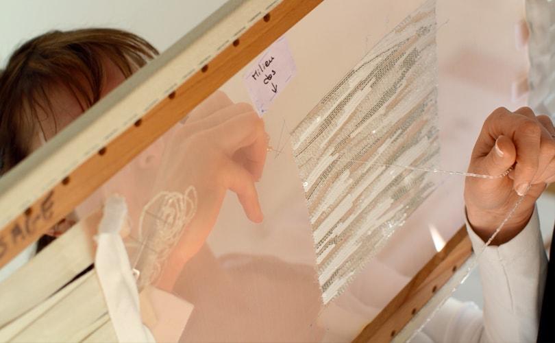 Haute couture und know how iii die stickereien von lesage for Haute kuki und die markise
