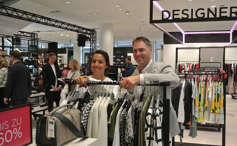 "Saks Off 5th in Düsseldorf: ""Der Off-Price-Markt wächst"""