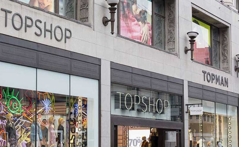 Topshop plant Expansion in China