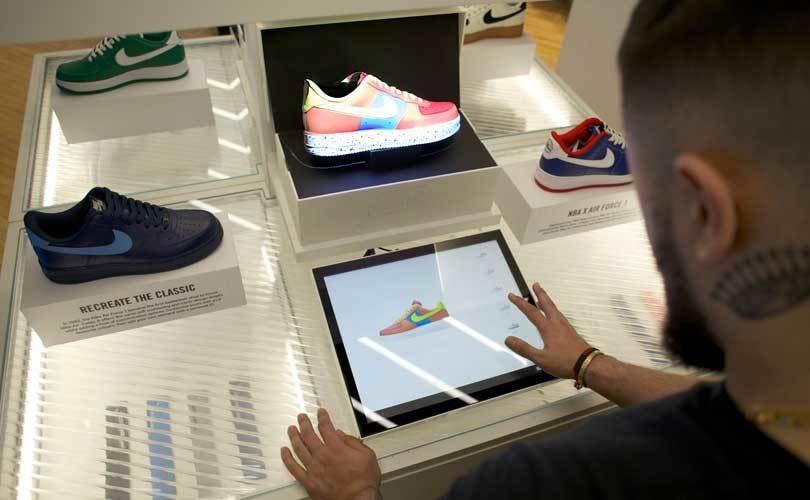 erste neue Tool das Nike AR als darf von Bekleidungsfirma LqSUzMVGjp