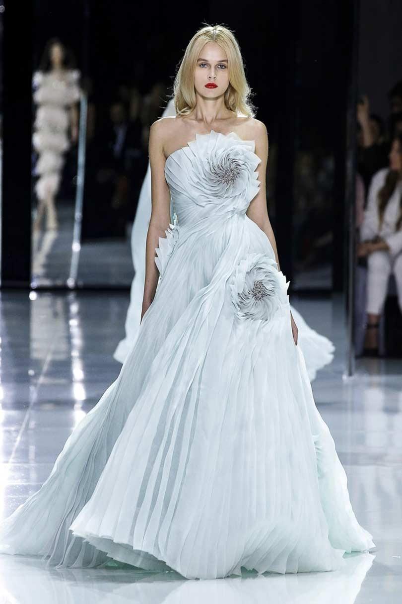 Brautkleid Designen | Ralph Russo Designen Laut Medienbericht Das Hochzeitskleid Von