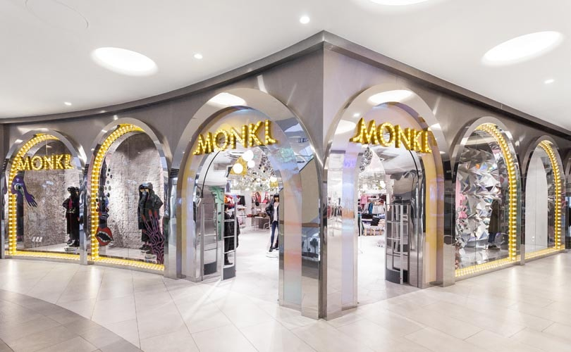 Monki plant zweiten Laden in Wien