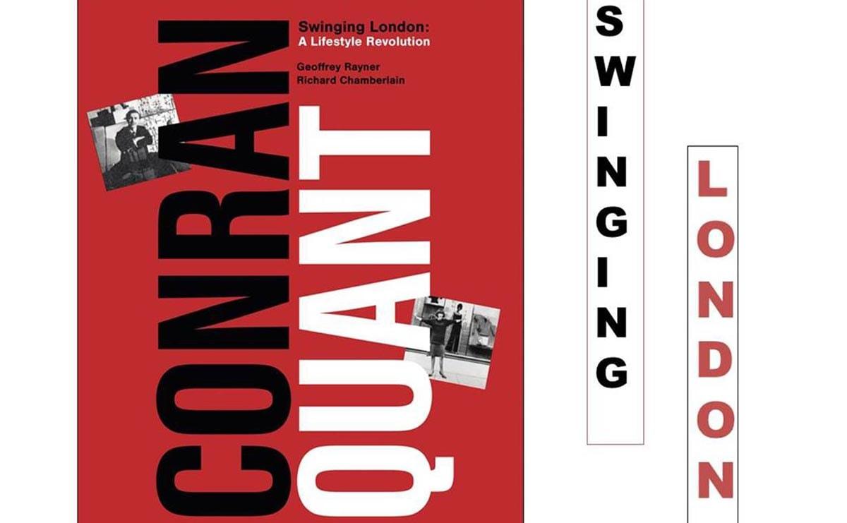 24fa7da62840 Buch: Swinging London über Terence Conran & Mary Quant