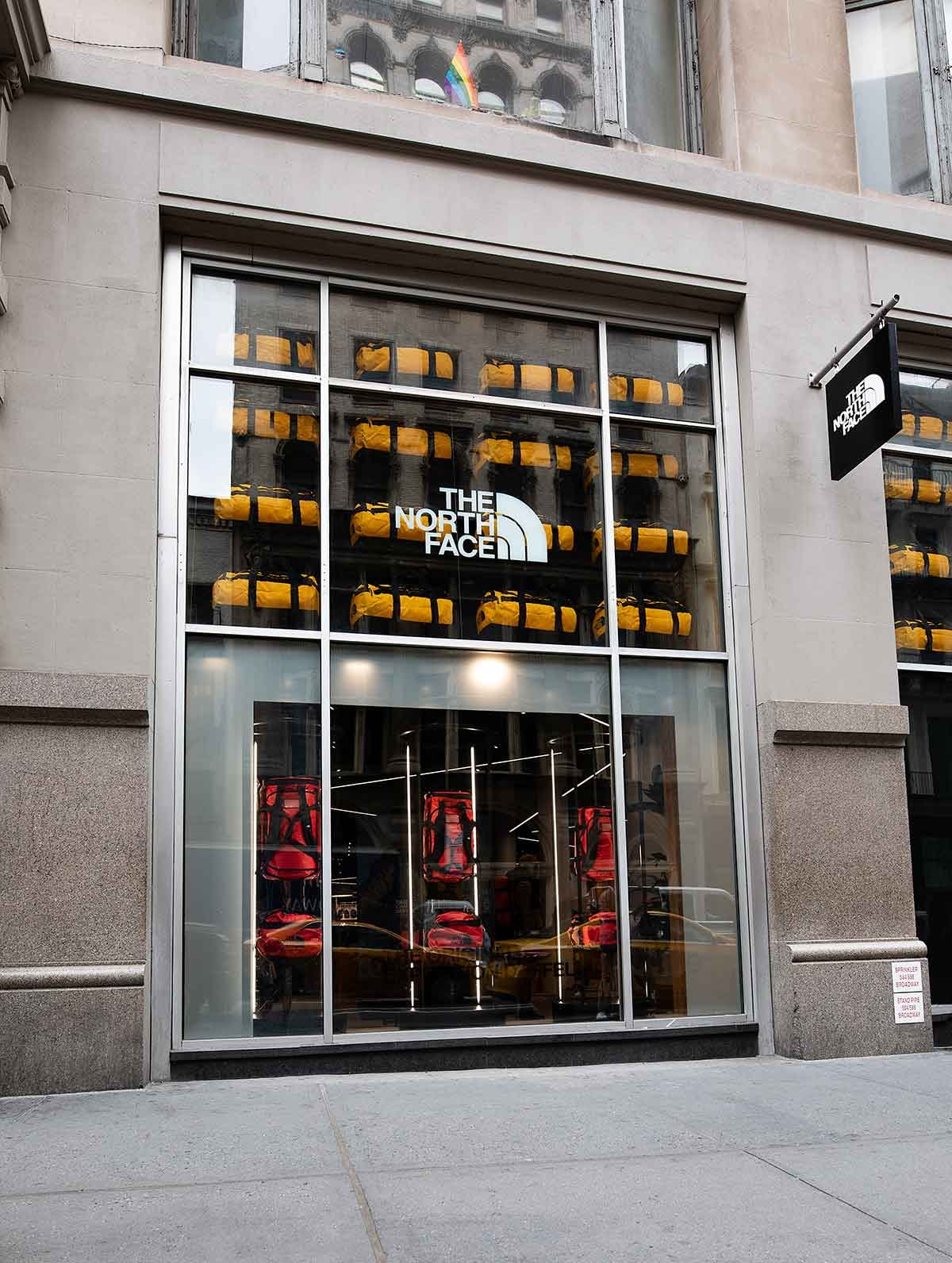 The North Face präsentiert in NY neues Store Konzept