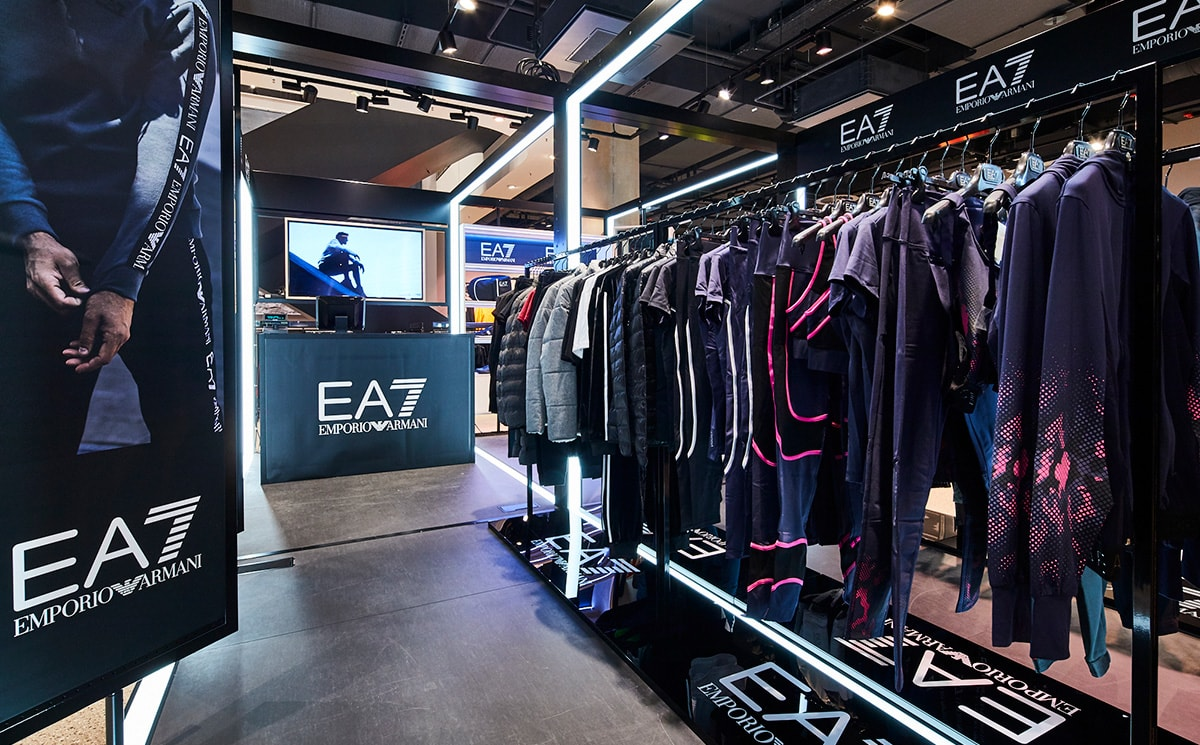 SportScheck startet Retail Media mit EA7