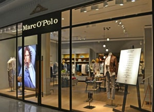 Marc O'Polo in Shanghai