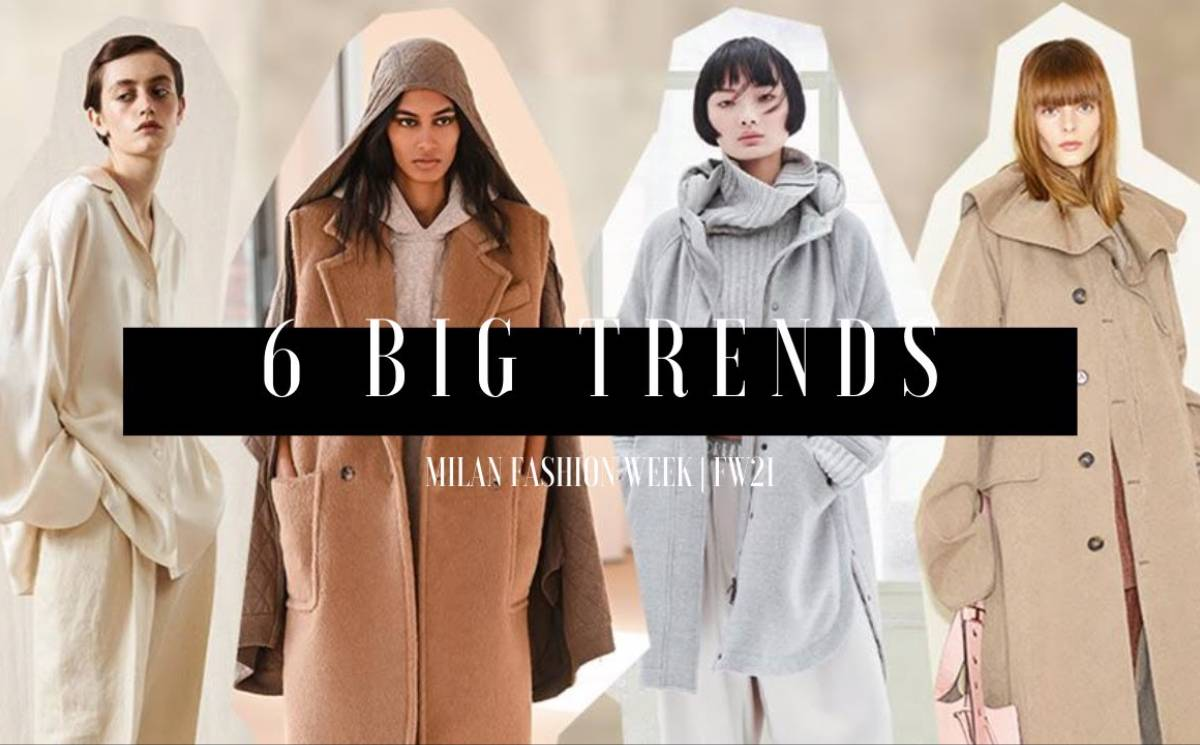 Video: 6 Big Trends From Milan Fashion Week | FW21